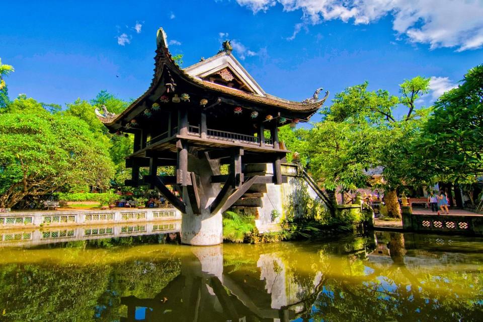 One-Pillar Pagoda