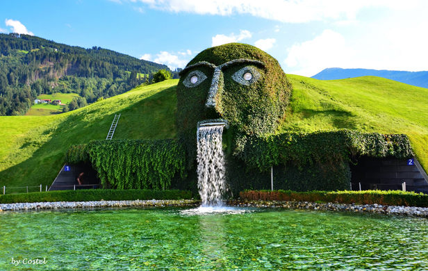 Swarovski Crystal World, Wattens