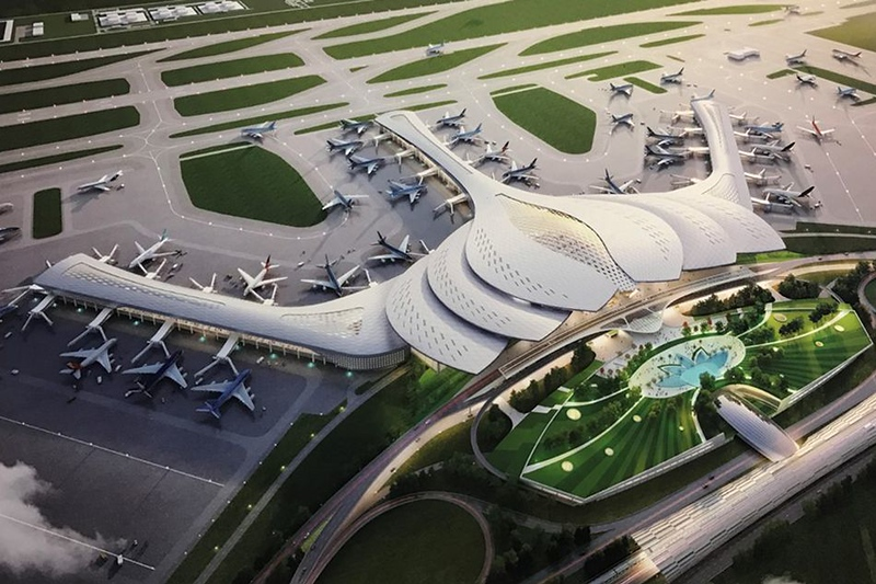 Long Thanh International Airport
