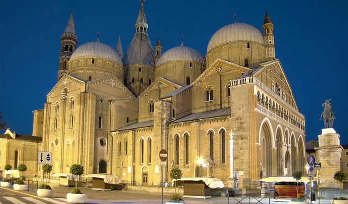 The Basilica of St. Anthony of Padua